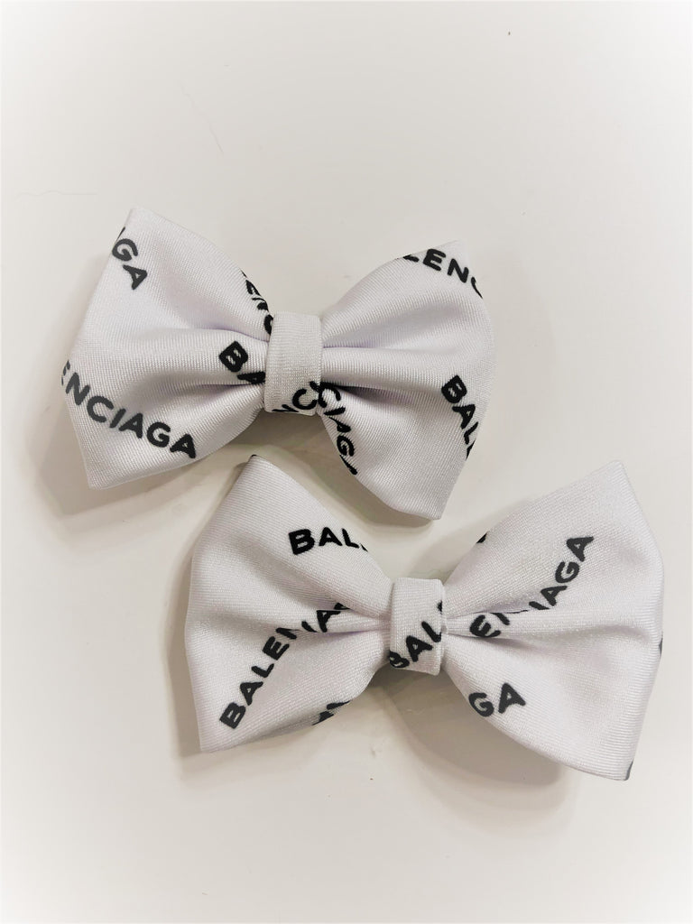 Baby Bowtique Balenciaga Inspired Hair Clip