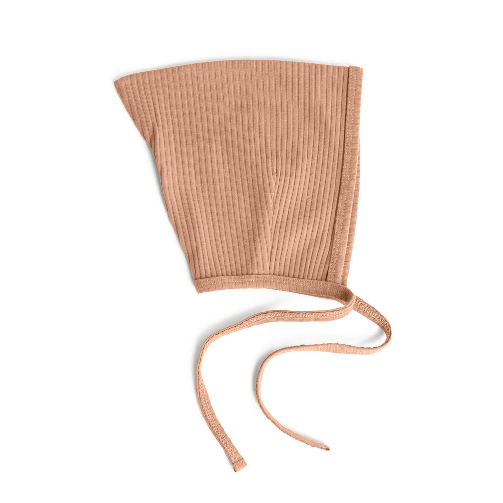 Noggi Wrap Collection Camel Bonnet