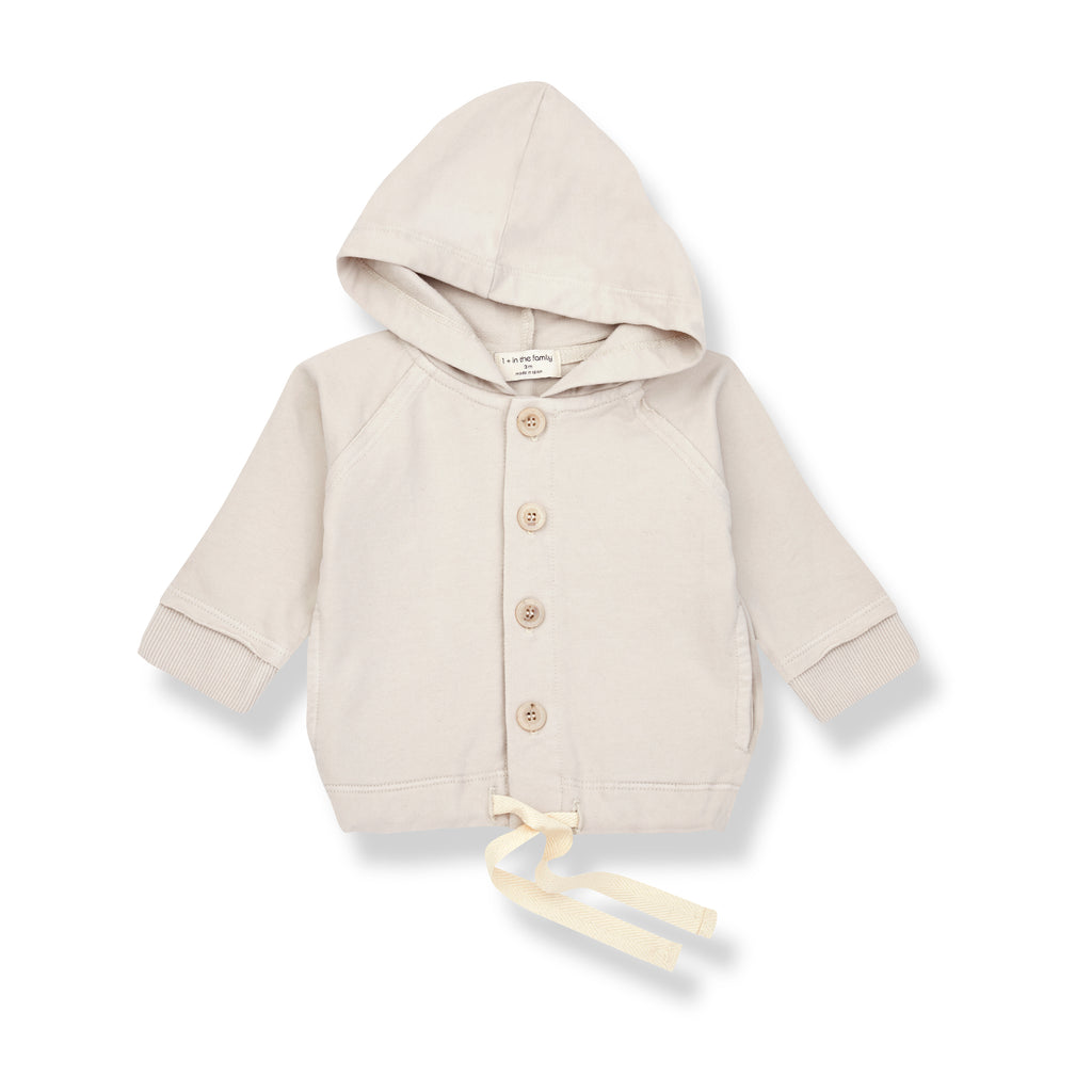 1+ In The Family Stone Otto Hood Jacket