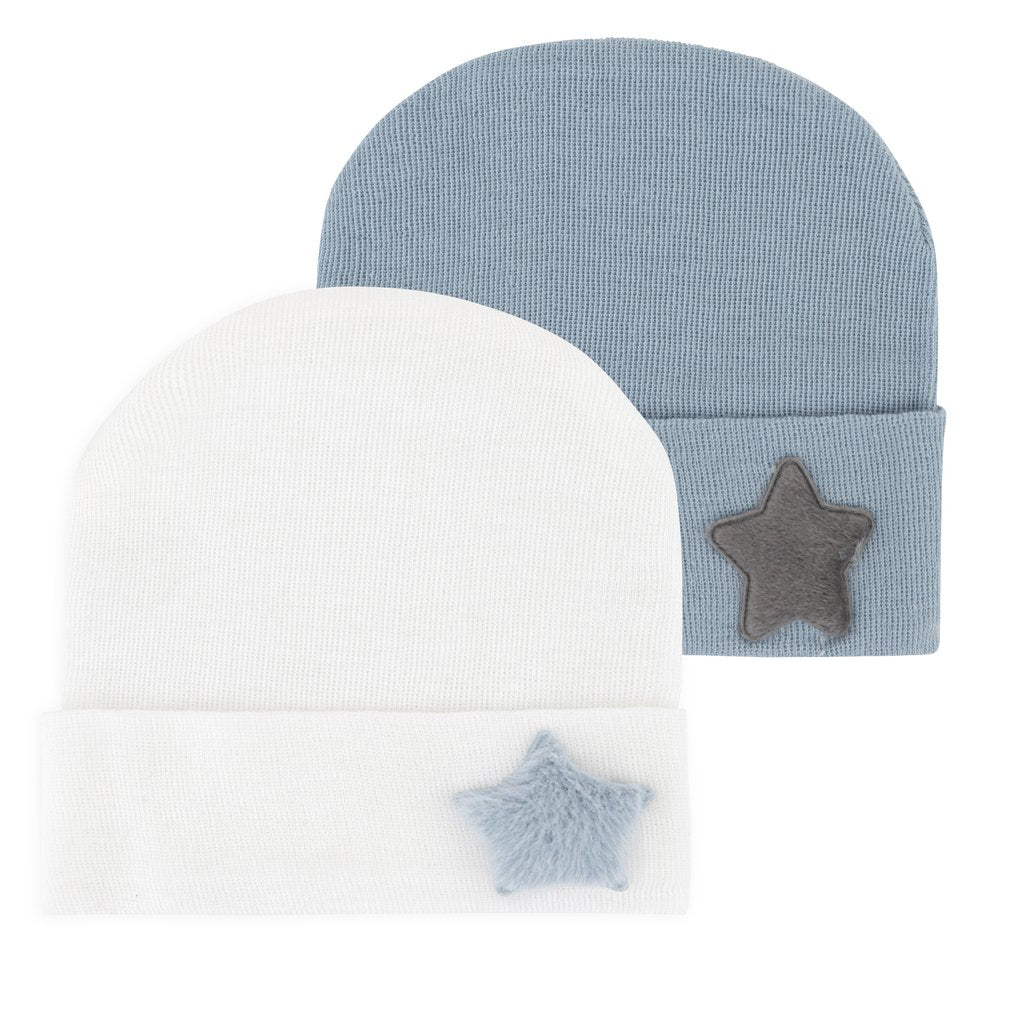 Ely's & Co. 2 Pack Boy's Hospital Hats