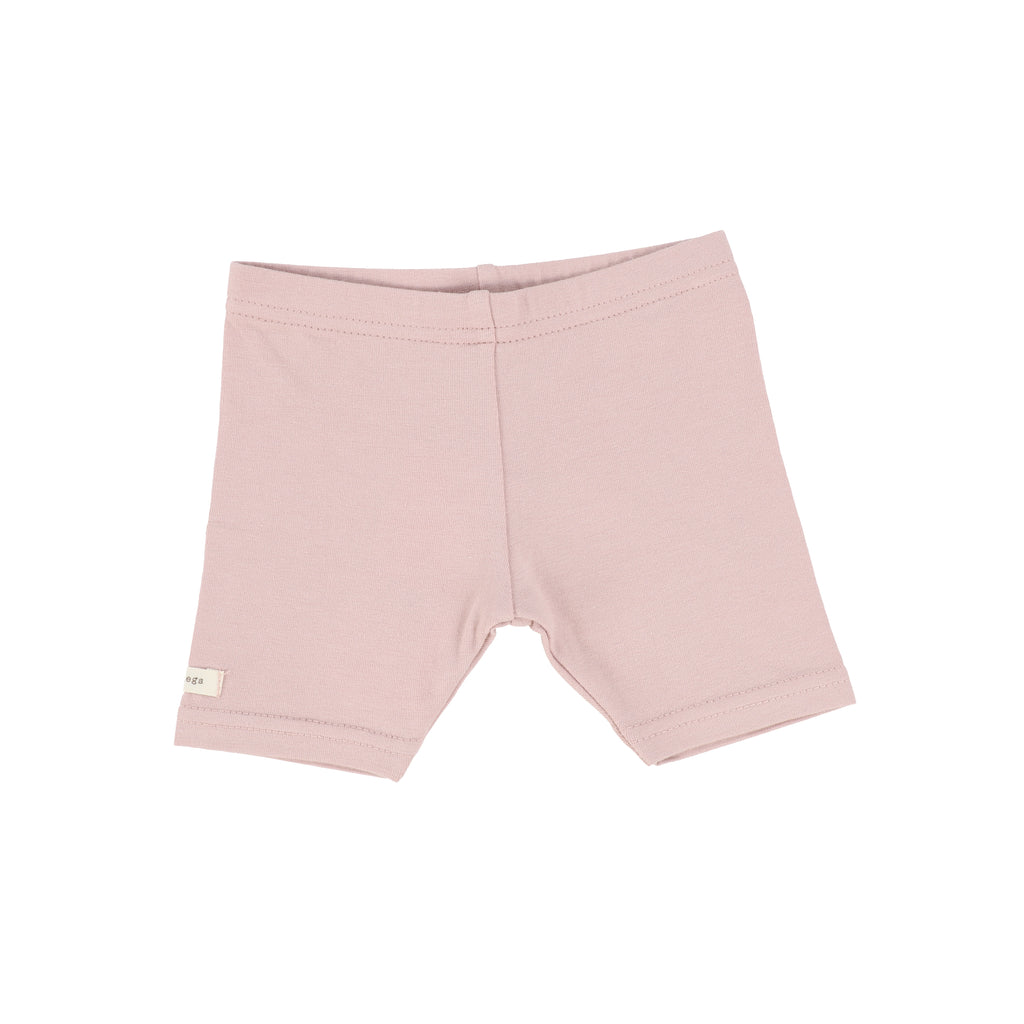Lil Legs Blush Short Leggings