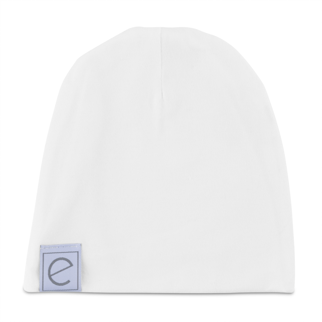 Ely's & Co. White Beanie