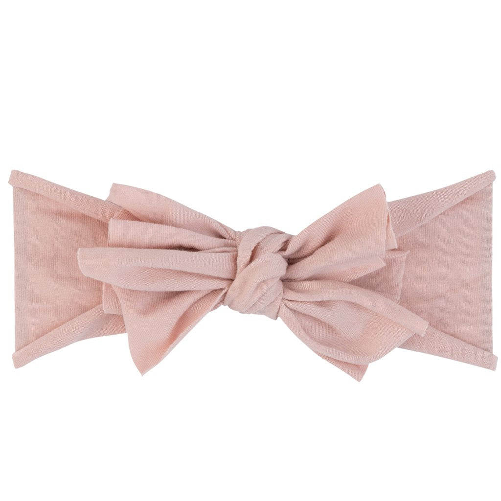 Ely's & Co. Blush Bow Headband