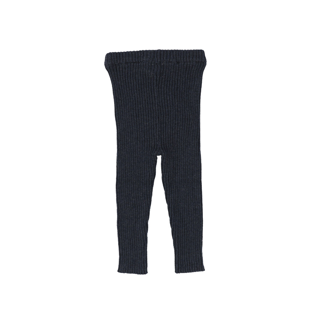 Analogie Indigo Knit Long Leggings