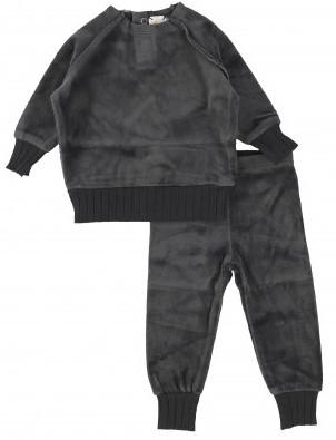 Analogie Grey Velour Set