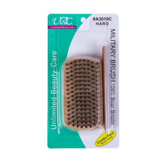 Unlimited Beauty Care Accessories Boar Bristle Hair Brush & Comb