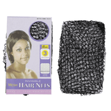 Unlimited Beauty Care Accessories Invisible Mesh Hair Nets - 3 nets
