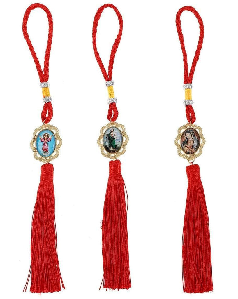 Unlimited Beauty Care Accessories Jesus & Mary  Pendant Thread