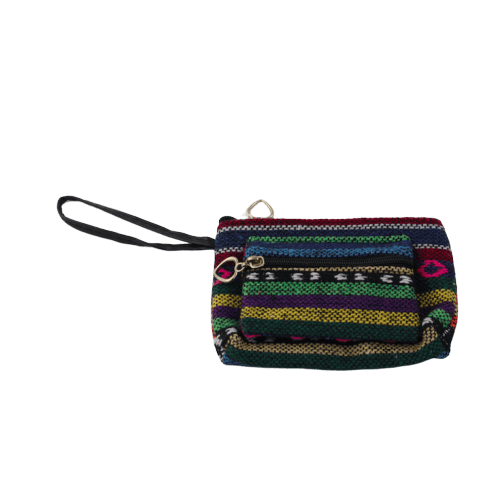 Unlimited Beauty Care Accessories Knitted Print Coin Purse