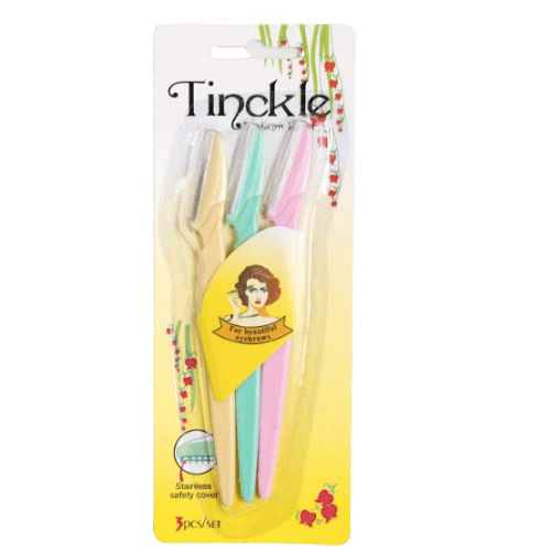 Unlimited Beauty Care Accessories Tinkle Eyebrow Razor