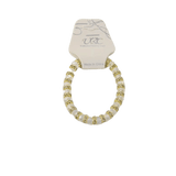 Unlimited Beauty Care Accessories White Gemstone & Bead Bracelet
