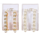 Unlimited Beauty Care Barrettes Golden Sun Pearl Hair Barrettes