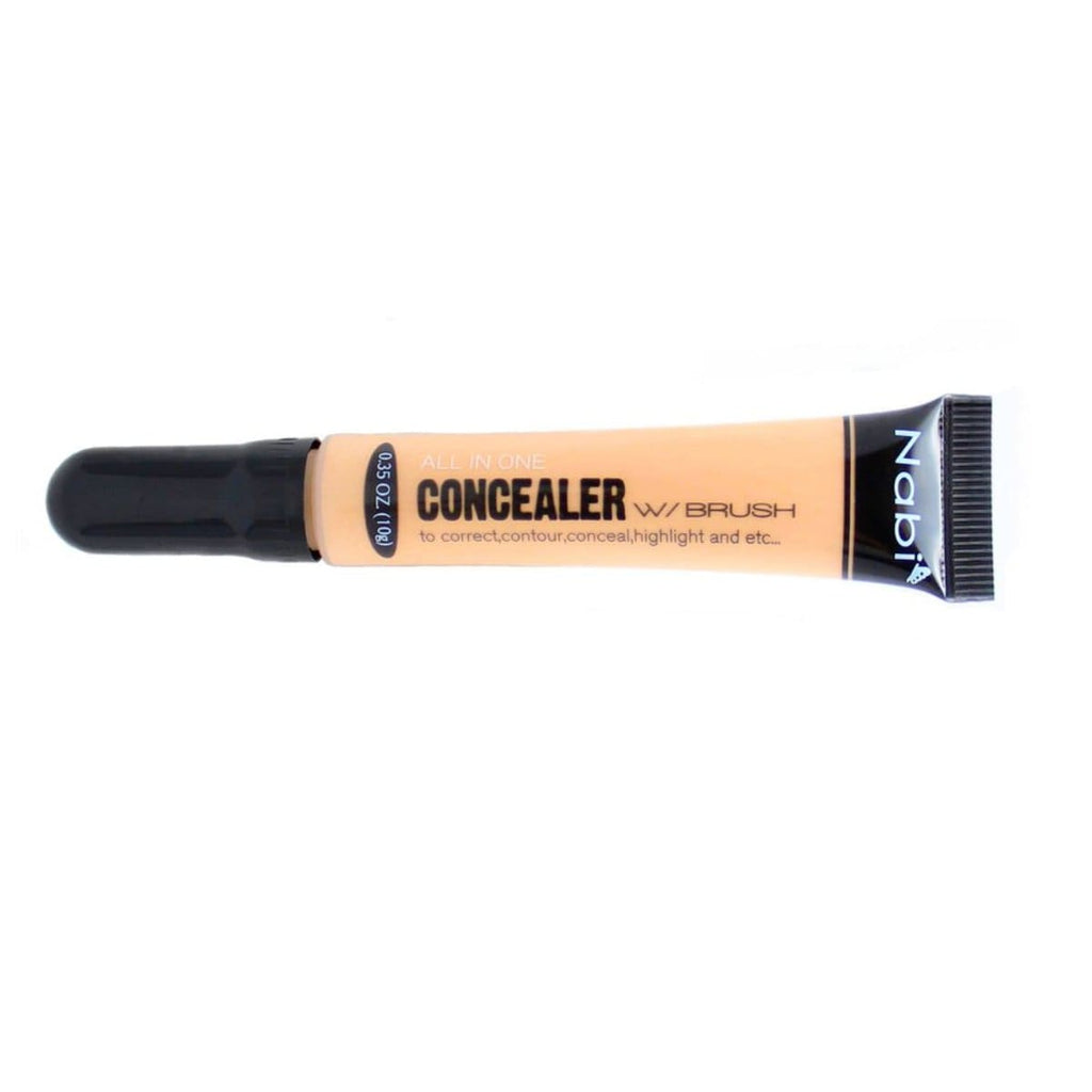 Nabi Cosmetics Concealer Nabi Beige All in One Concealer with Brush