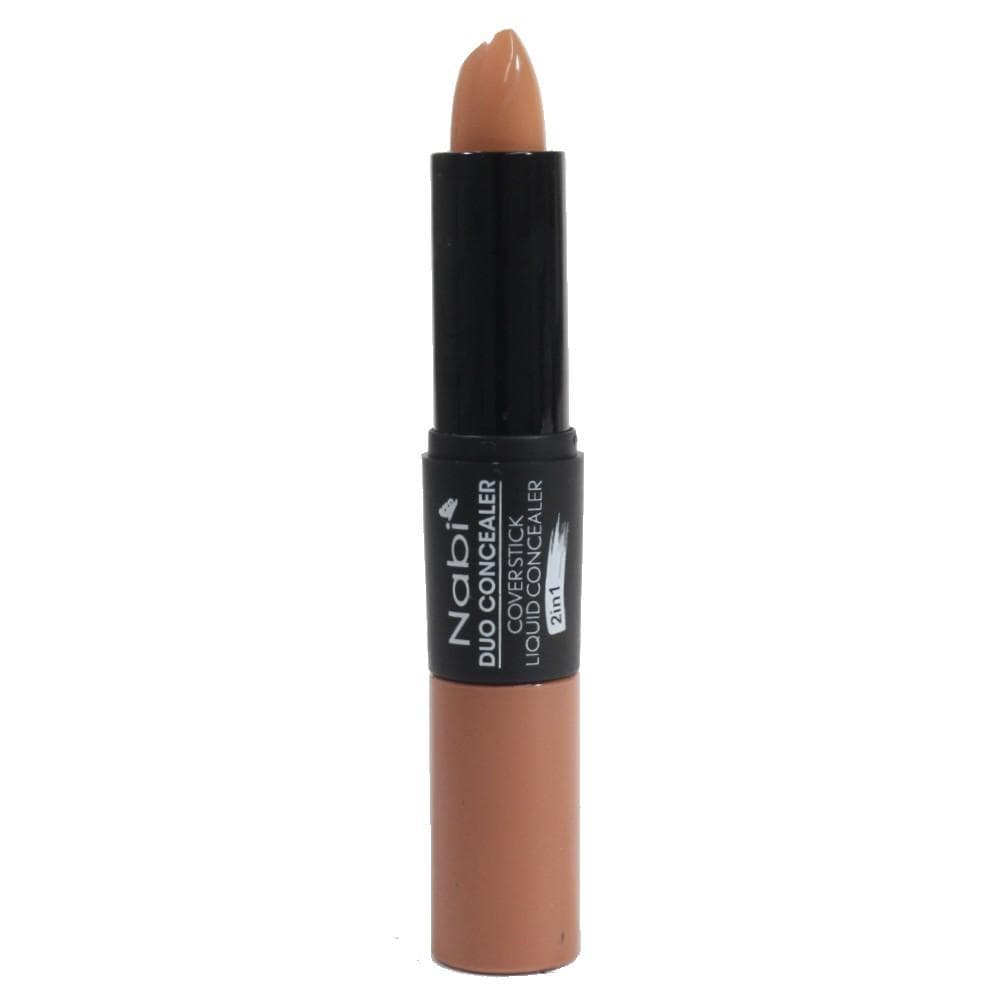 Nabi Cosmetics Concealer Nabi Dark Beige Liquid Concealer and Cover Stick