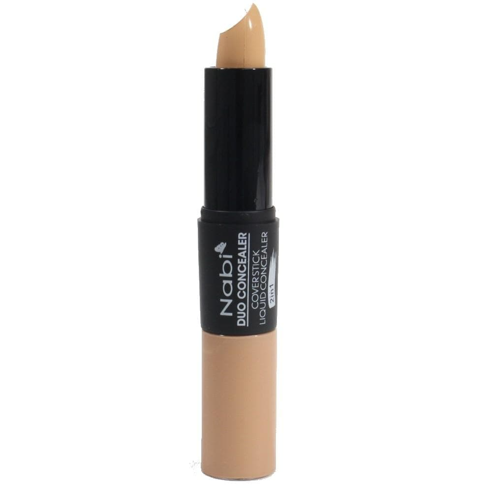 Nabi Cosmetics Concealer Nabi Deep Beige Liquid Concealer and Cover Stick
