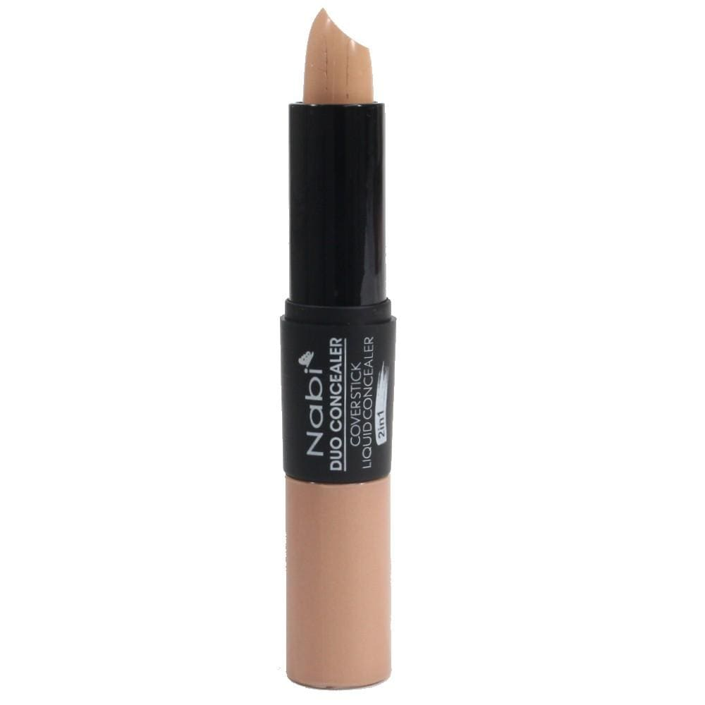 Nabi Cosmetics Concealer Nabi Fair Beige Liquid Concealer and Cover Stick