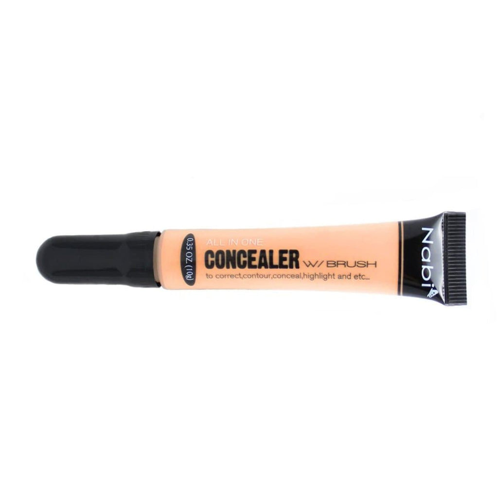 Nabi Cosmetics Concealer Nabi Natural Beige Concealer All In One
