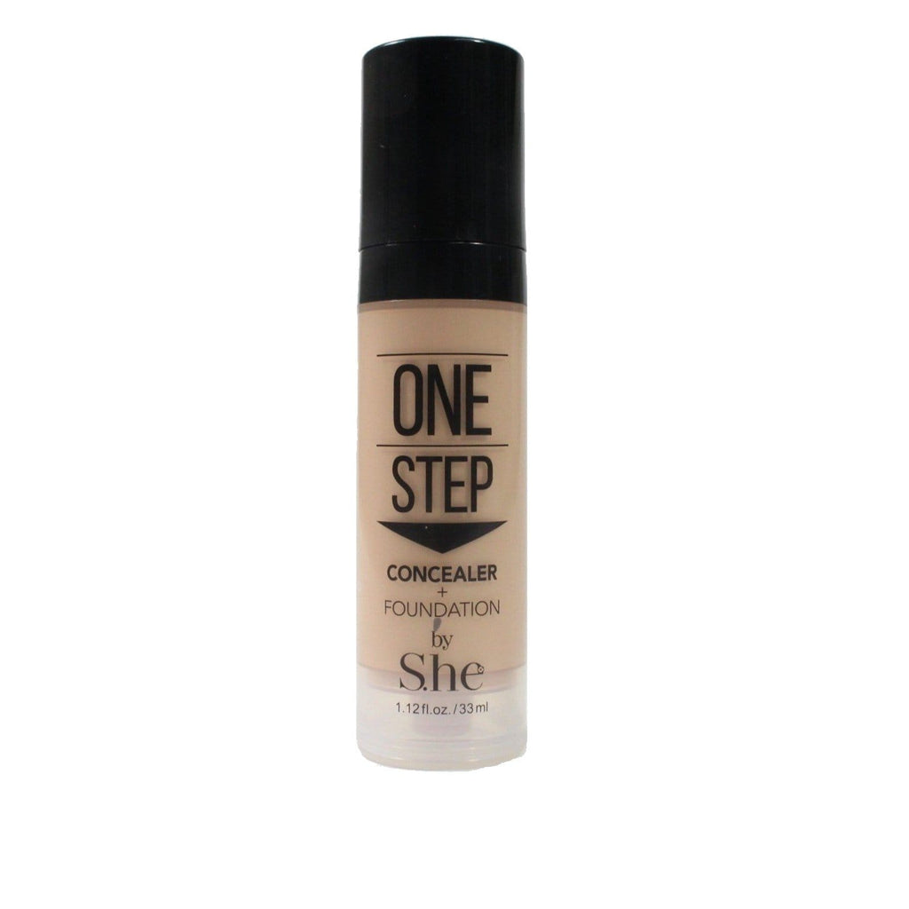 S.he Makeup Concealer + Foundation