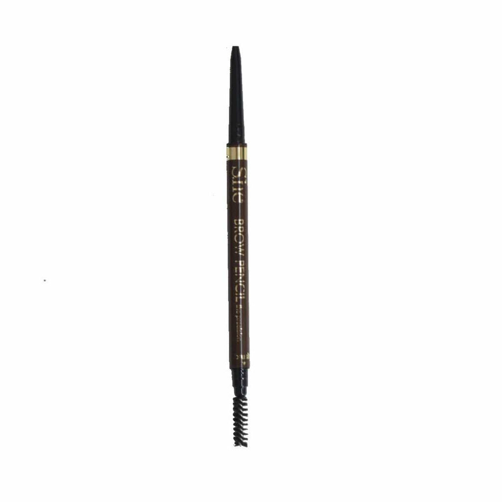 S.he Makeup Thin Brow Pencil (Dark Brown)