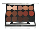 Amuse Eyeshadow Matte Amuse 15 Color Eyeshadow Kit