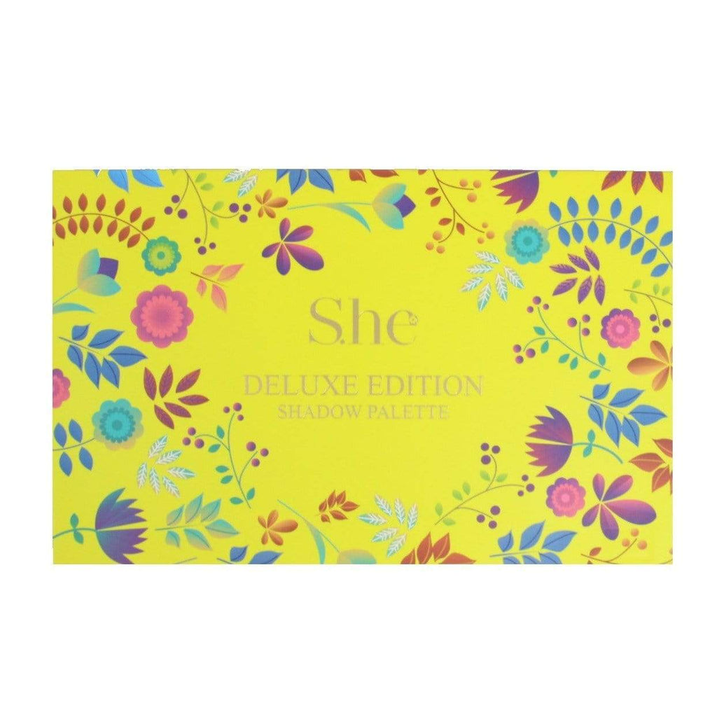 S.he Deluxe 18 Color Shadow Palette