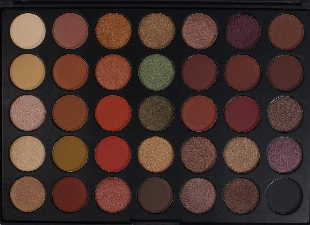 S.he Makeup 35-Color Eyeshadow