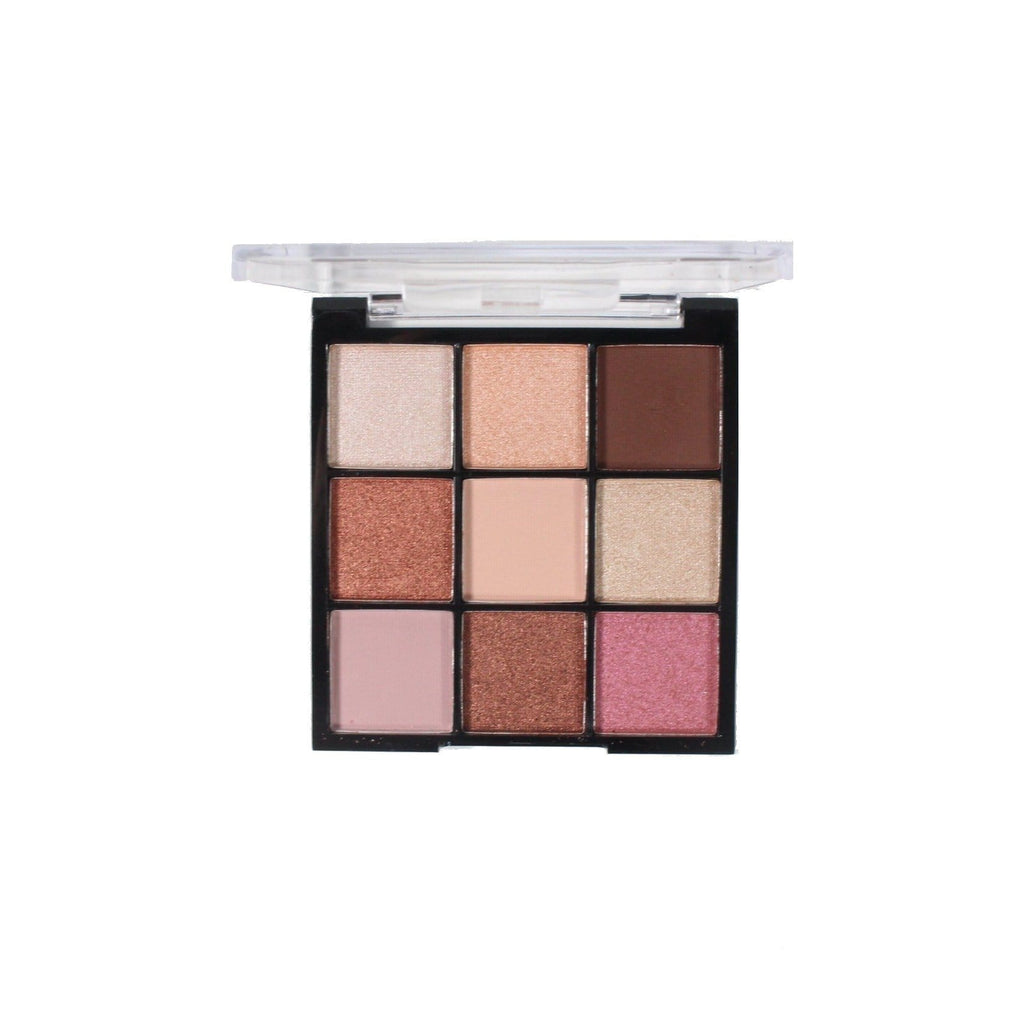 S.he Makeup 9 Color Eyeshadow Palette