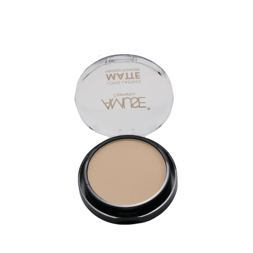 Amuse Face Powder 1-Ivory Amuse Long Lasting Matte Press Powder