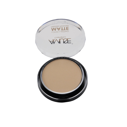 Amuse Face Powder 2-Natural Amuse Long Lasting Matte Press Powder