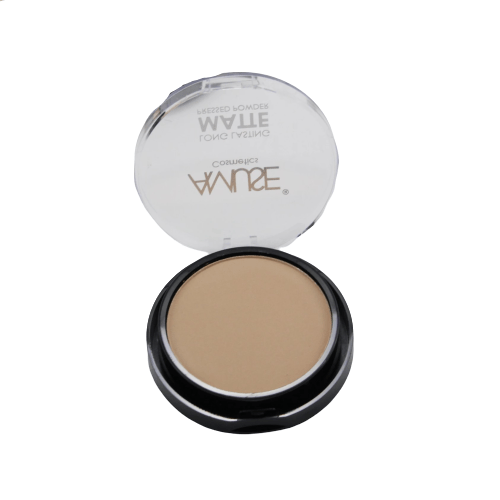 Amuse Face Powder 3-Beige Amuse Long Lasting Matte Press Powder