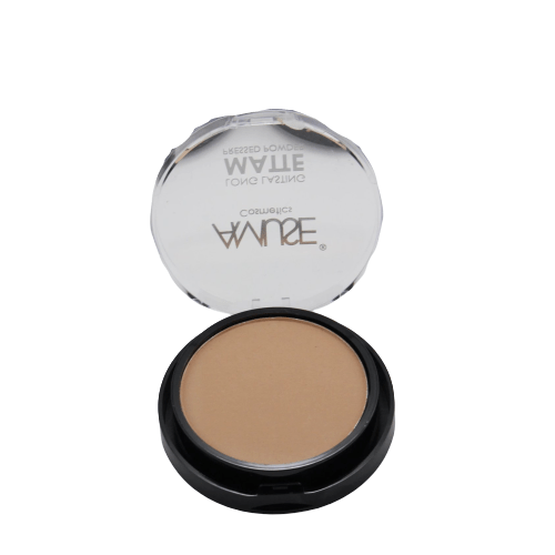 Amuse Face Powder 4-Almond Amuse Long Lasting Matte Press Powder