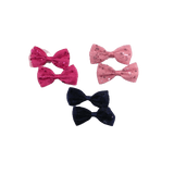 Unlimited Beauty Care Hair Clips 4 Sequin Lace Hair Clip