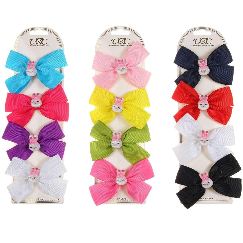 Unlimited Beauty Care Hair Clips Bunny Head Hair Clips