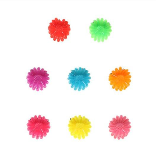 Unlimited Beauty Care Hair Clips Flower Mini Hair Clips