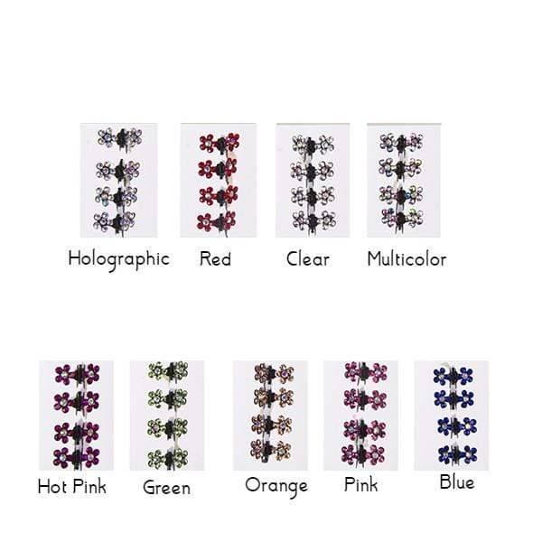 Unlimited Beauty Care Hair Clips Mini Flower Hair Clips