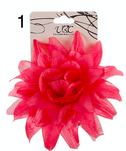 Unlimited Beauty Care Hair Snaps 1 Freesia Flower Hair Snap