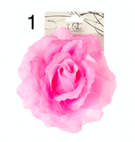 Unlimited Beauty Care Hair Snaps 1 Rose Flower Hair Snap