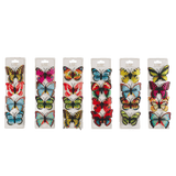 Unlimited Beauty Care Hair Snaps Multicolor Butterfly Snaps