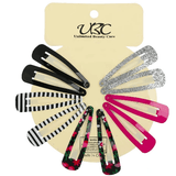 Unlimited Beauty Care Hair Snaps Multicolor Hair Snap Set