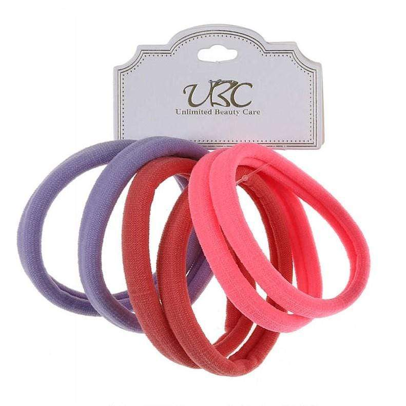 Unlimited Beauty Care Hair Ties 1 Multicolor Set of Hair Ties