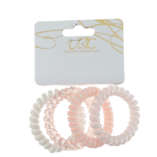 Unlimited Beauty Care Hair Ties 2 Wired Hair Tie
