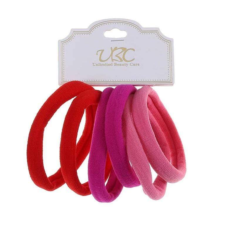 Unlimited Beauty Care Hair Ties 3 Multicolor Set of Hair Ties