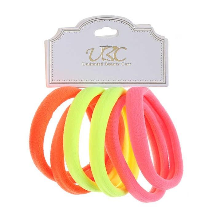 Unlimited Beauty Care Hair Ties 4 Multicolor Set of Hair Ties