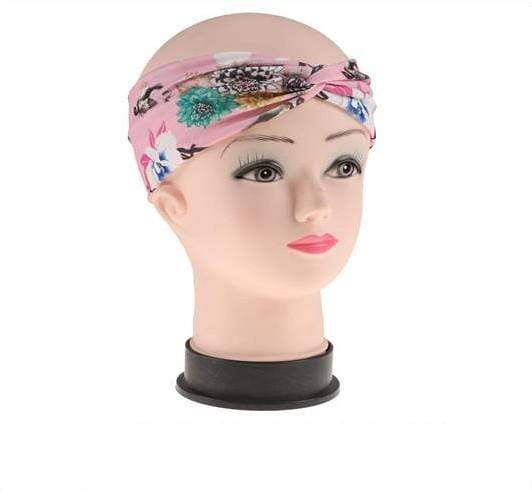 Unlimited Beauty Care Headbands Flower Elastic Headband