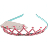 Unlimited Beauty Care Headbands Girl's Princess Triangle Crown Headband Tiara