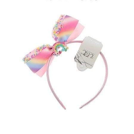 Sprinkled Rainbow Headband