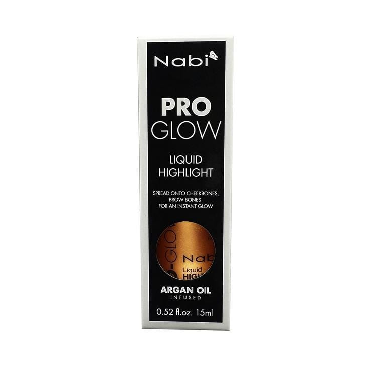 Nabi Cosmetics Highlighter Nabi Pro-Glow Liquid Highlight - Brown