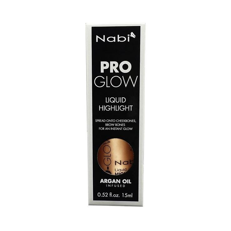Nabi Cosmetics Highlighter Nabi Pro-Glow Liquid Highlight - Light Brown