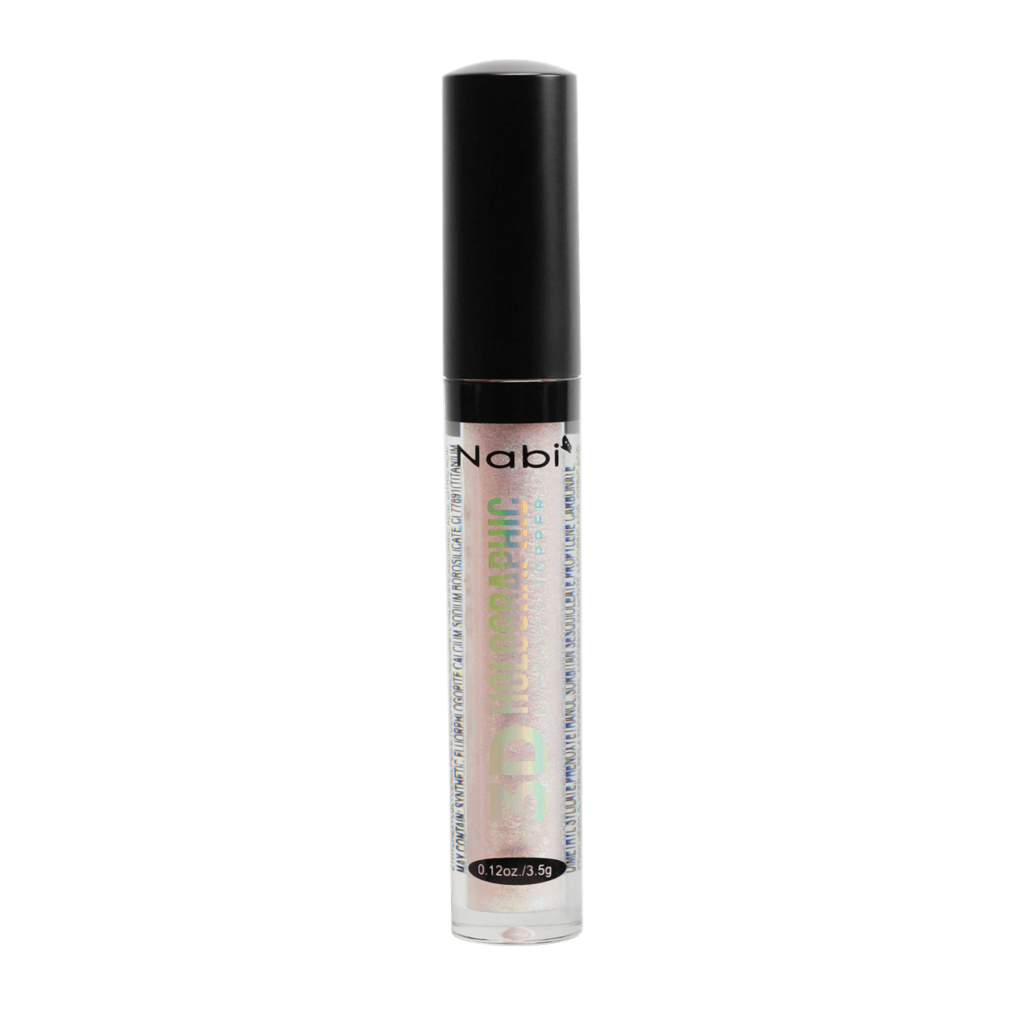 Nabi Cosmetics Lip Gloss Nabi 3D Holographic Lipgloss Topper - Star