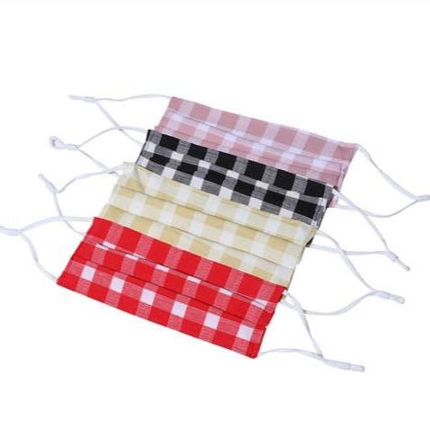 Unlimited Beauty Care Masks Protective Striped Design Washable and Reversible Design Masks
